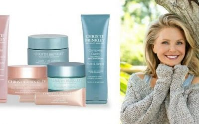 healthy living products reviews christie brinkley skin care