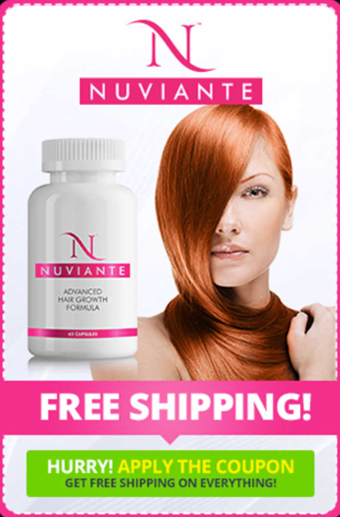 Nuviante Best Hair Growth Products Review - Hair Loss Treatment