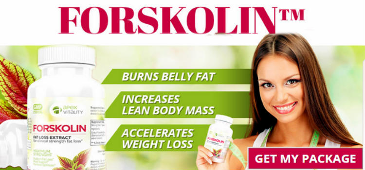 How To Lose Belly Fat with PURE FORSKOLIN Rapid Weight Loss
