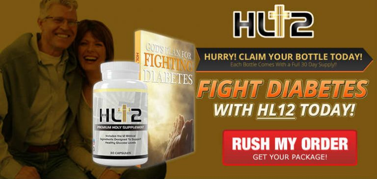 HL12 COST Supplement Price $69 BUY HL12  and Fight Diabetes