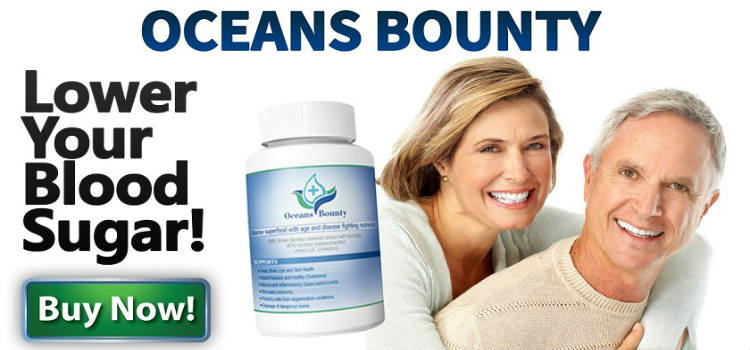 OCEAN's BOUNTY BLOOD SUGAR – Lower Blood Sugar Now
