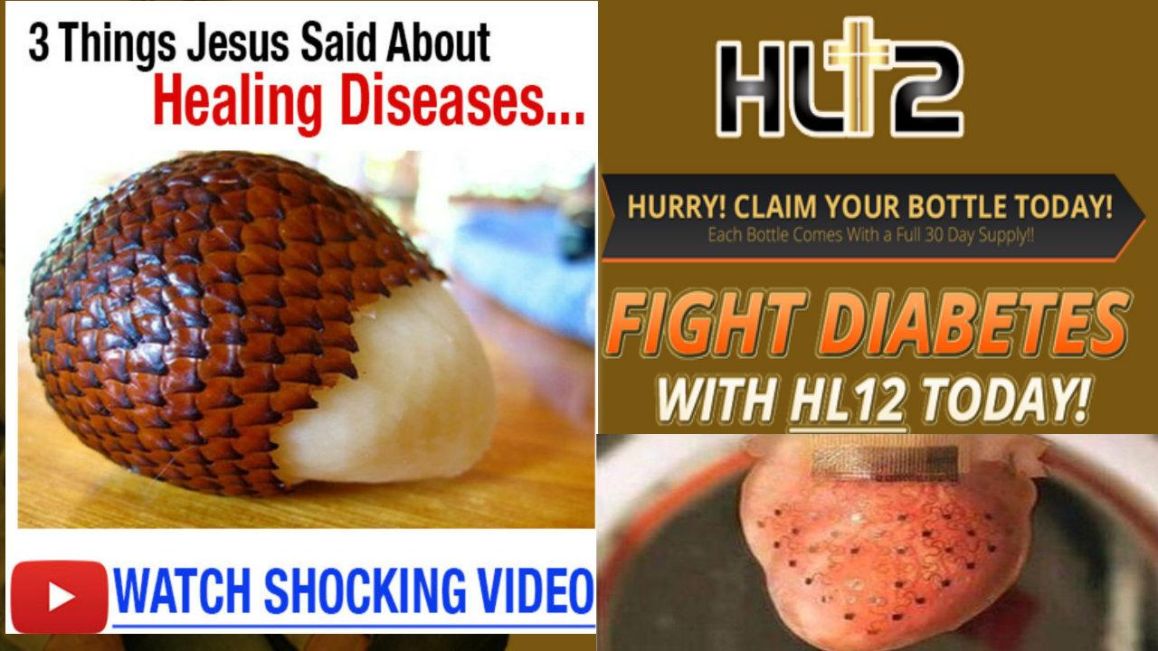 HL12 REVIEWS - New Diabetes and Blood Sugar