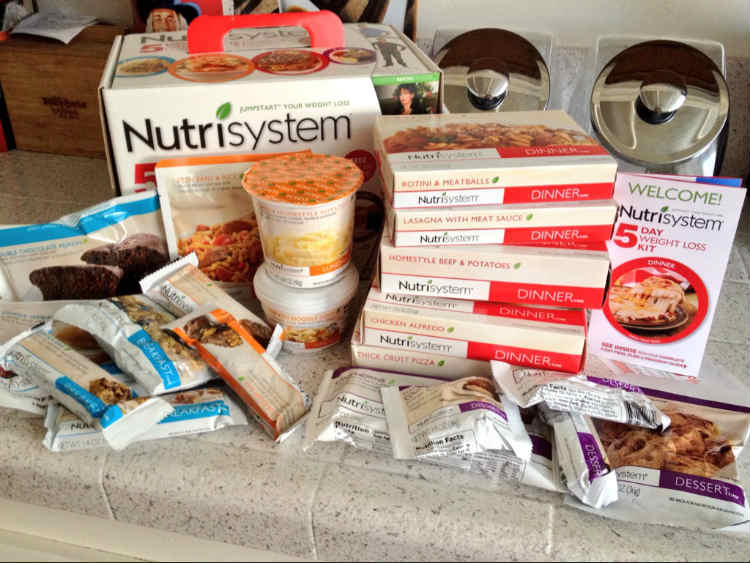 Nutrisystem Select Frozen Foods Reviews