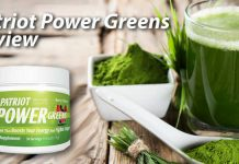 Patriot Power Greens Reviews - Nutritional Facts