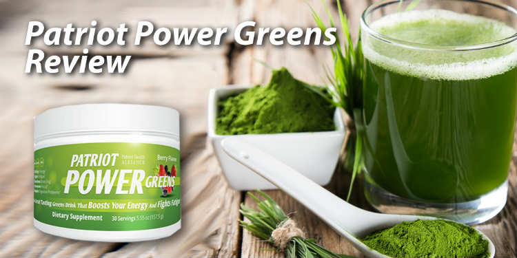 Patriot Power Greens Reviews – Nutritional Facts, Everything YOU Need To Know Ingredients, Side Effects & Where to Buy?