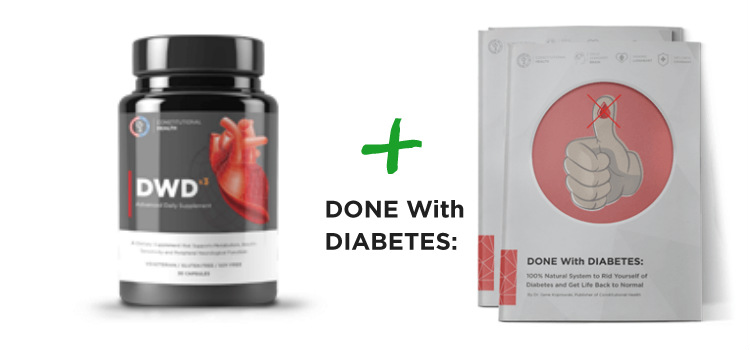 DONE With Diabetes System – New Research Trick to Reversed Diabetes