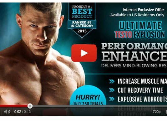 Ultimate Testo Explosion Ingredients