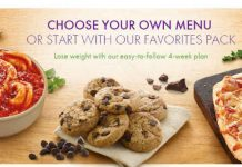 Daily Meals for Weight Loss - Nutrisystem Advanced Diets CORE Plan