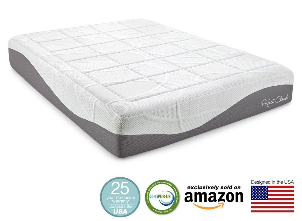 Sleep Azza Memory Foam Mattress New Innovative Change Gel Sleep Aid