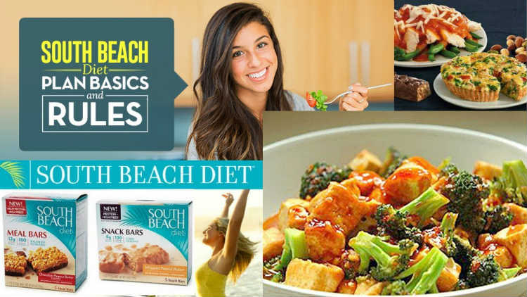 South Beach Diet Plan – NEW Ultimate Modern Diet Solution For Faster Weight Loss?