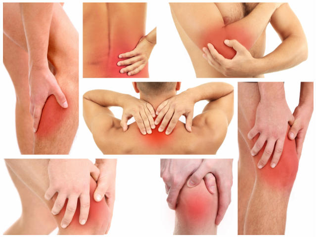How to Relieve Your Joint Pain – in Hip, Knee, Fingers, Shoulder & More: Causes & Relief